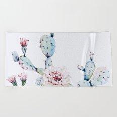 Fresh Cactus II Beach Towel