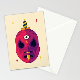 LUCHADOR COSMICO Stationery Cards