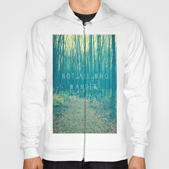 Wander in the Woods Hoody