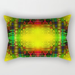 Color And Complexity Rectangular Pillow