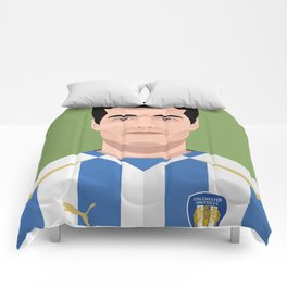 Kem Izzet - Colchester United Legends Comforters