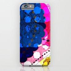 Paisley Pansie iPhone 6s Slim Case