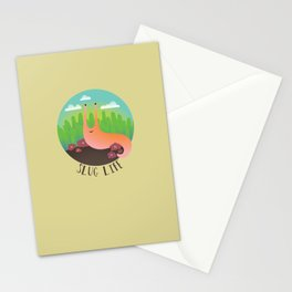 Slug Life #1 Stationery Cards
