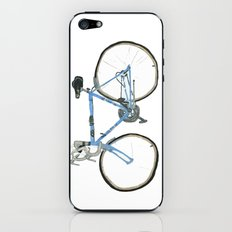 1977 BSA Racing Bike iPhone & iPod Skin