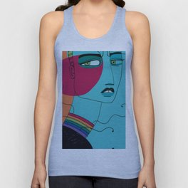 Fashion Angst Unisex Tank Top