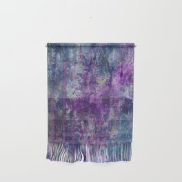 nocturnal bloom Wall Hanging