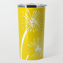 Dandelion 2 Travel Mug