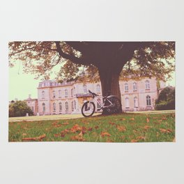 Manor Bike ride Rug