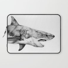 Great White Shark Laptop Sleeve