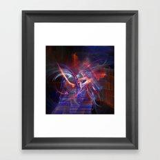 Edura Framed Art Print