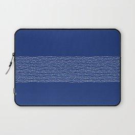 Traditional Japan blue Laptop Sleeve