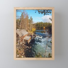 Suomi Framed Mini Art Print