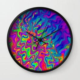 Psyelbel Ultra Wall Clock