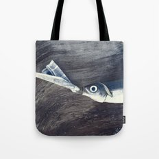 At the Bottom of the See Tote Bag