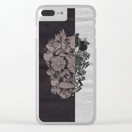 Contrast Clear iPhone Case