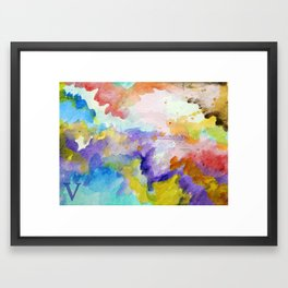 sc Framed Art Print