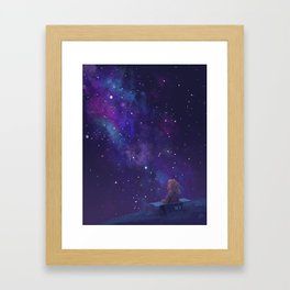 [Mass Effect] Humble Beginnings Framed Art Print