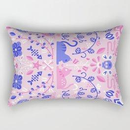Kitten Lovers Rectangular Pillow