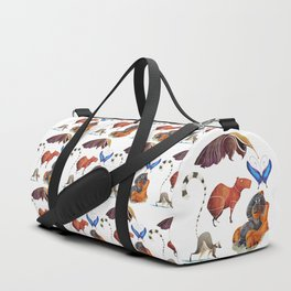 Rainforest animals Duffle Bag