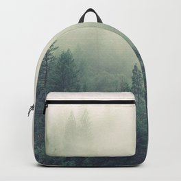 My Peacful Misty Forest Backpack