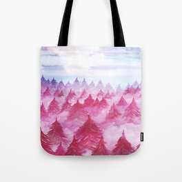 Fade Away W. Tote Bag