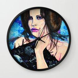 S_Wars fan Wall Clock