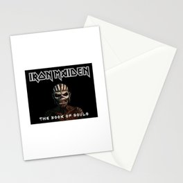iron maiden tour2017 ty Stationery Cards