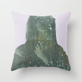 Suicide Witch II Throw Pillow