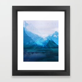 Untitled 20160126g Framed Art Print
