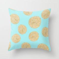Straw Cushion Pattern Throw Pillow