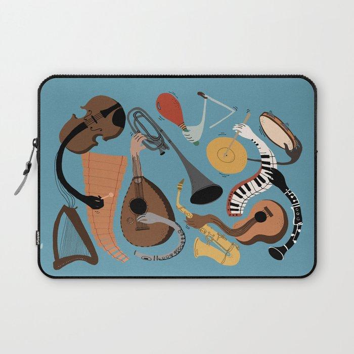 Orchestra Laptop Sleeve