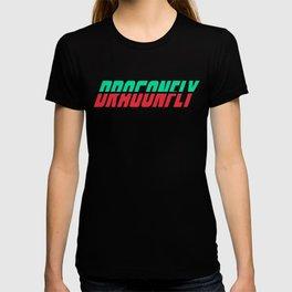 Dragonfly Modern Design T-shirt