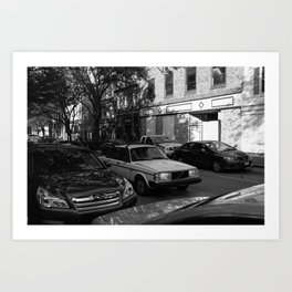 West Chester, PA 01 Art Print