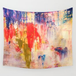 planetary landscape Wall Tapestry