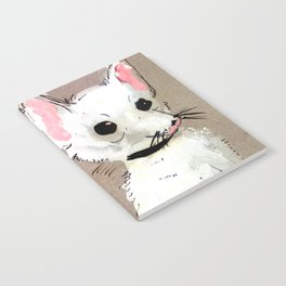 Street Chihuahua (TOPOS) Notebook
