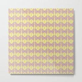 Butterflies sequence Metal Print