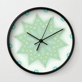 Fractal Series: 8k Wall Clock