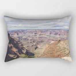 Grand Canyon No. 6 Rectangular Pillow
