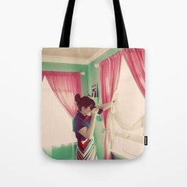 Before the Voyage Tote Bag