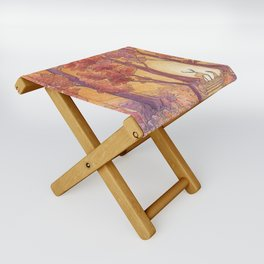 Cathedral Folding Stool