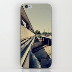 Summer Bridge iPhone & iPod Skin