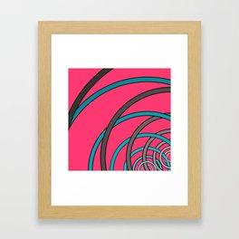 Echo 01 Framed Art Print