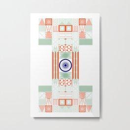 Make in India Metal Print