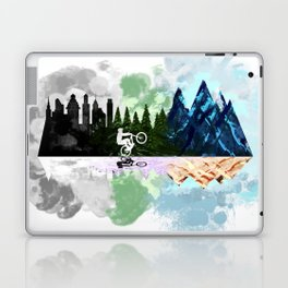 Go to The Mountains Laptop & iPad Skin