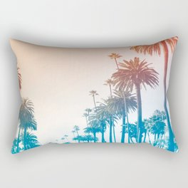 Summer in LA Rectangular Pillow