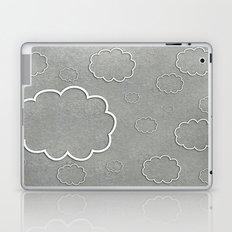 Cartoon Sky Laptop & iPad Skin