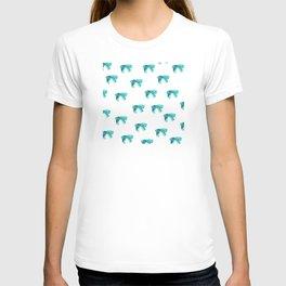 Lazos pattern T-shirt