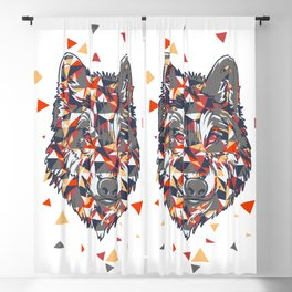 POLYGON WOLF Blackout Curtain