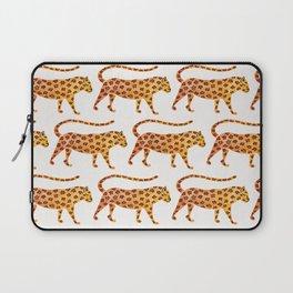 Jaguar Pattern Laptop Sleeve