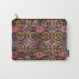 Biohazard Pattern Carry-All Pouch